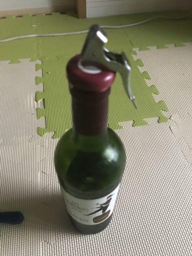 開けたワインの保存